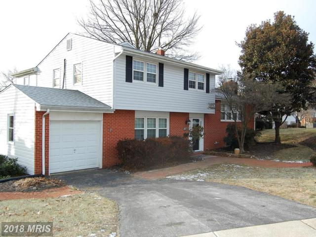 2107 Fountain Hill Drive, Lutherville Timonium, MD 21093 (#BC10128818) :: Pearson Smith Realty