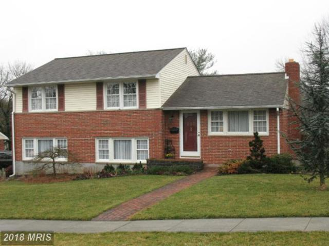 203 Tufts Road, Lutherville Timonium, MD 21093 (#BC10129506) :: The Dailey Group