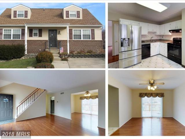 8619 Silver Knoll Drive, Perry Hall, MD 21128 (#BC10129601) :: The Dailey Group