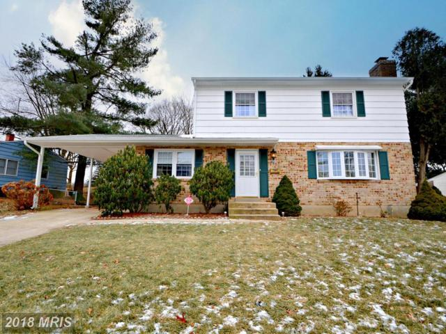 428 Highmeadow Road, Reisterstown, MD 21136 (#BC10129630) :: Pearson Smith Realty
