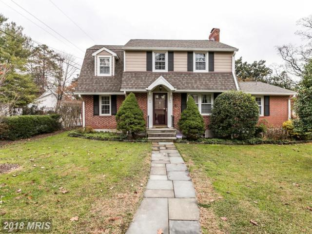 605 Round Oak Road, Baltimore, MD 21204 (#BC10131307) :: The Gus Anthony Team