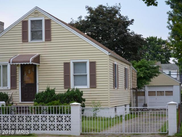 1828 Walnut Avenue, Baltimore, MD 21222 (#BC10133244) :: Pearson Smith Realty