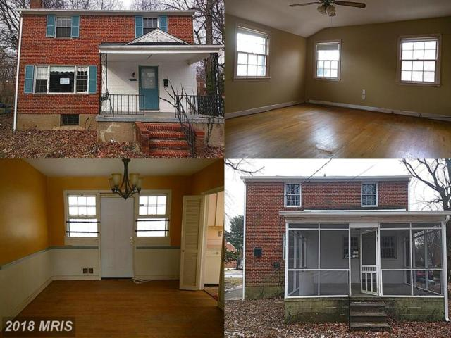 3664 Forest Garden Avenue, Baltimore, MD 21207 (#BC10134422) :: Pearson Smith Realty