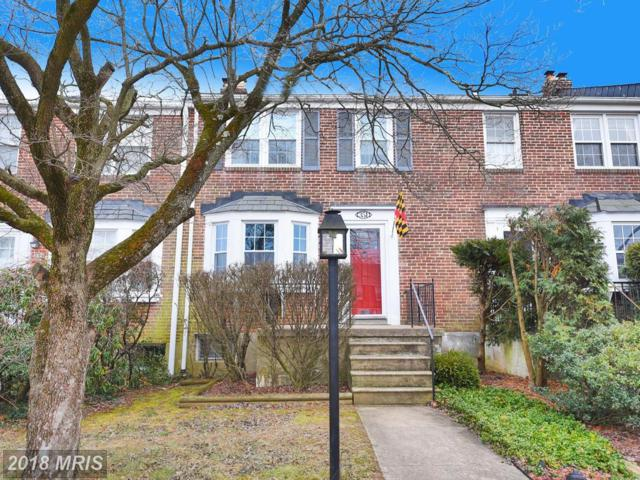 351 Old Trail Road, Baltimore, MD 21212 (#BC10135674) :: Pearson Smith Realty