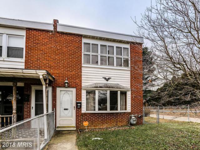 2701 Yarnall Road, Baltimore, MD 21227 (#BC10135871) :: Pearson Smith Realty