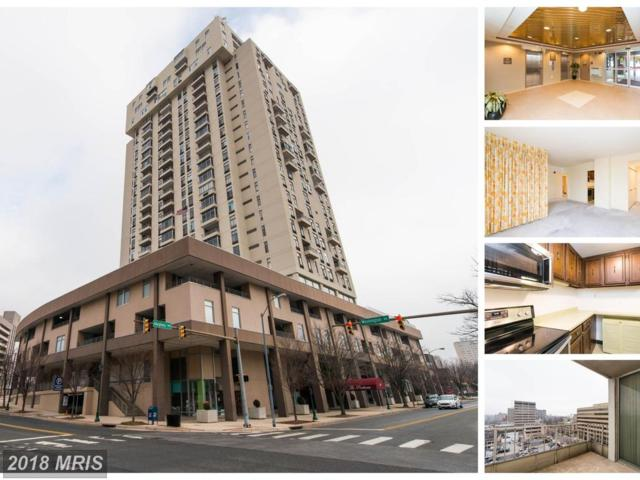 28 Allegheny Avenue #903, Towson, MD 21204 (#BC10136443) :: The Dailey Group