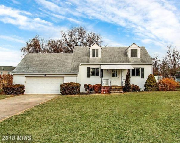 28 Gibbons Boulevard, Cockeysville, MD 21030 (#BC10136898) :: CR of Maryland