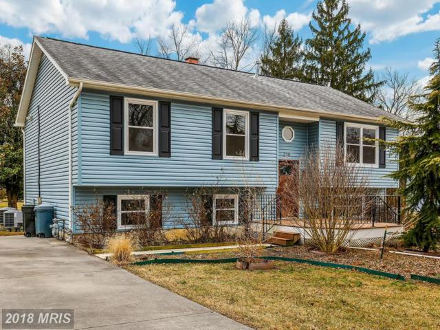 215 Spring Avenue, Lutherville Timonium, MD 21093 (#BC10136965) :: The Lobas Group | Keller Williams