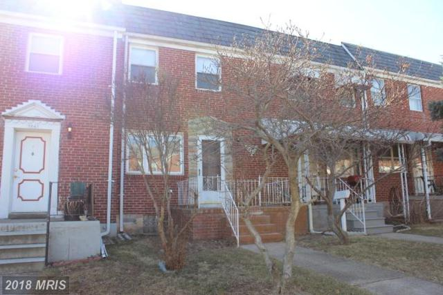 7845 Wynbrook Road, Baltimore, MD 21224 (#BC10147832) :: CORE Maryland LLC