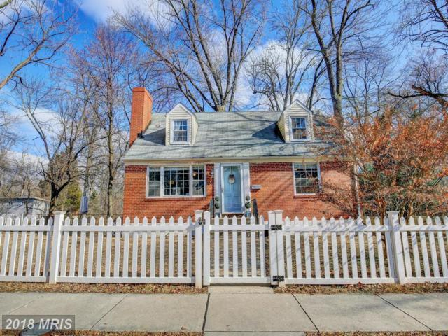 509 Upland Road, Baltimore, MD 21208 (#BC10149358) :: AJ Team Realty