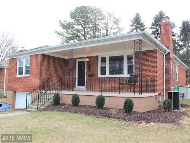 1925 Old Frederick Road, Catonsville, MD 21228 (#BC10156069) :: The Miller Team