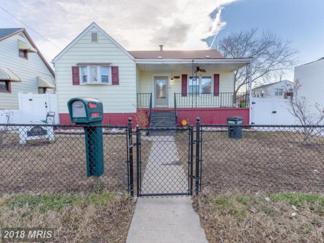 1910 Tolson Avenue, Baltimore, MD 21222 (#BC10156434) :: The Gus Anthony Team