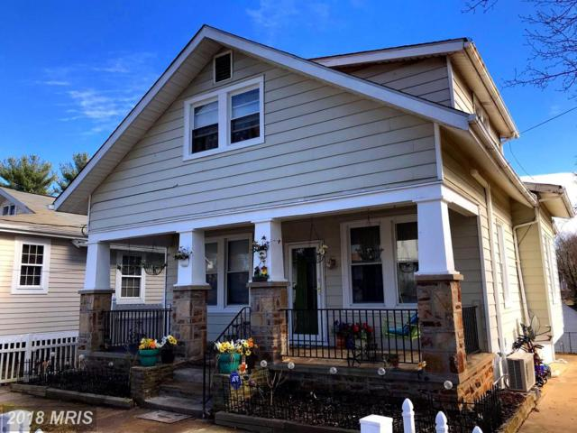1913 Oak Drive, Baltimore, MD 21207 (#BC10161510) :: The Gus Anthony Team