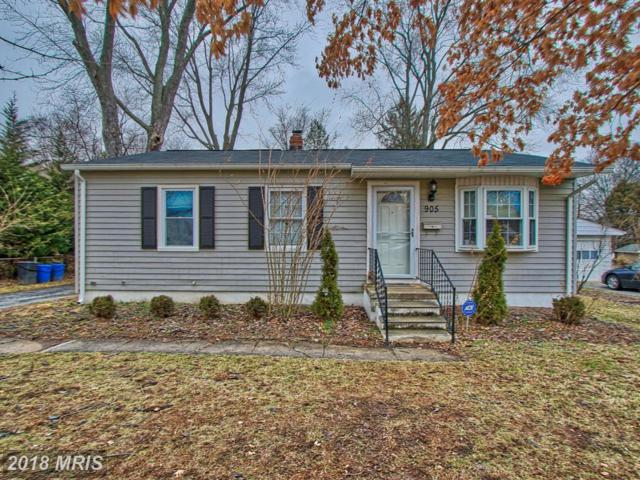 905 Shirley Manor Road, Reisterstown, MD 21136 (#BC10161554) :: SURE Sales Group