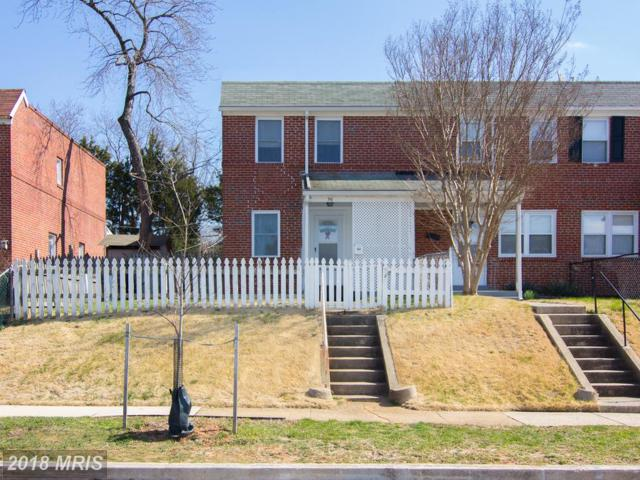341 Endsleigh Avenue, Baltimore, MD 21220 (#BC10176005) :: CR of Maryland