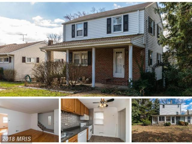 3029 3RD Avenue, Parkville, MD 21234 (#BC10177739) :: The Dailey Group