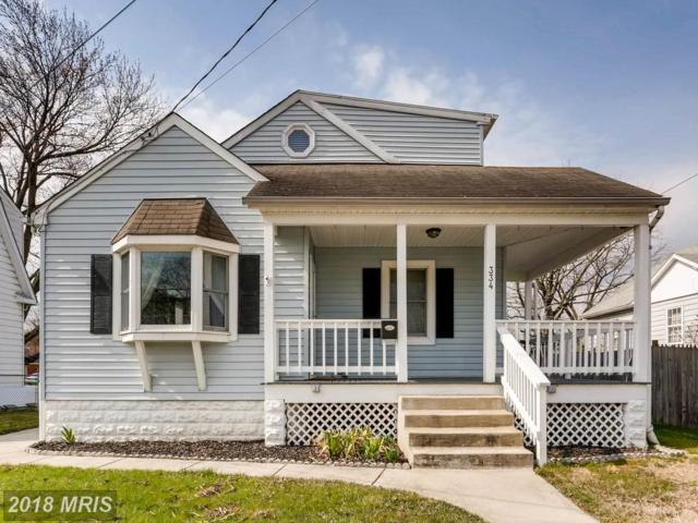 334 Taylor Avenue, Baltimore, MD 21221 (#BC10183921) :: Dart Homes