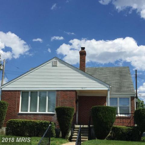 1807 Hanford Road, Baltimore, MD 21237 (#BC10187641) :: Dart Homes