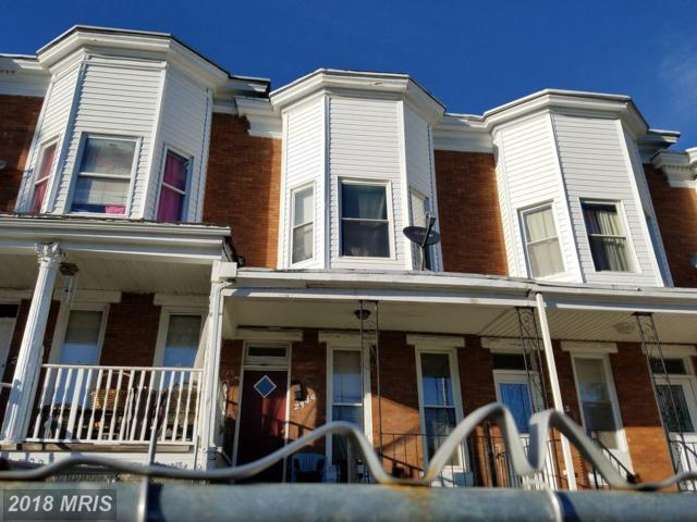 2944 Clifton Avenue, Baltimore, MD 21217 (#BC10188506) :: CR of Maryland