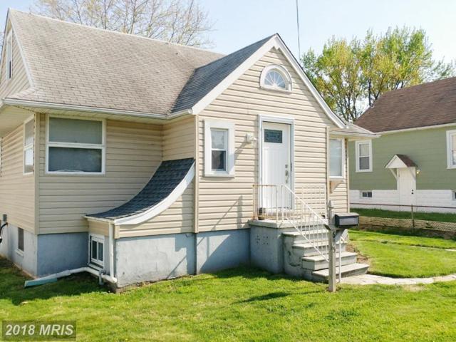 615 Maryland Avenue, Baltimore, MD 21221 (#BC10191458) :: Dart Homes