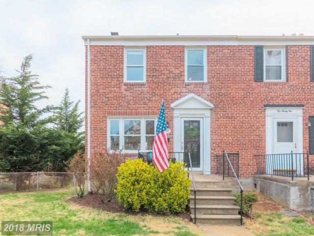 219 Medwick Garth W, Catonsville, MD 21228 (#BC10206685) :: The Miller Team