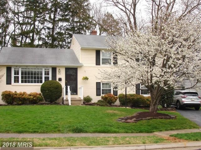 1612 Jeffers Road, Towson, MD 21204 (#BC10206996) :: The Miller Team