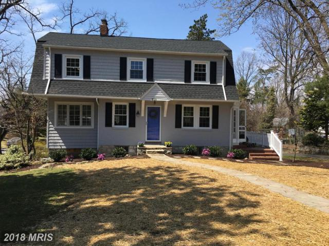 501 Woodbine Avenue, Towson, MD 21204 (#BC10207674) :: The Miller Team