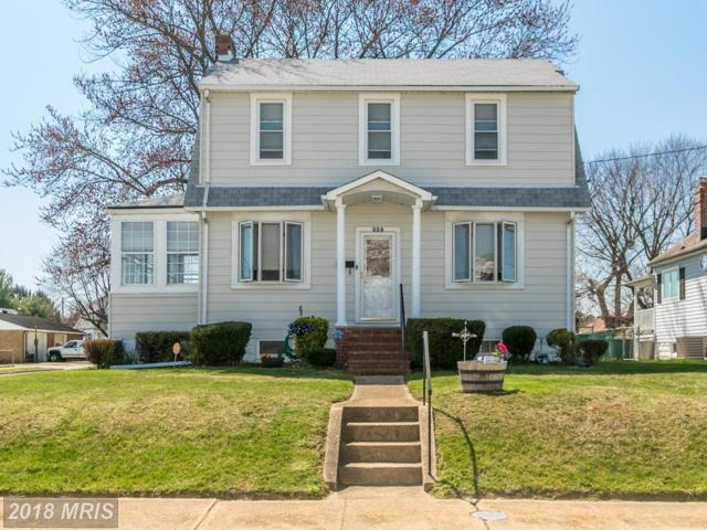 336 Taylor Avenue S, Baltimore, MD 21221 (#BC10212062) :: AJ Team Realty