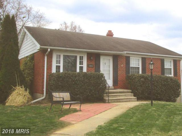 9004 Weathervane Garth, Baltimore, MD 21234 (#BC10212598) :: Wilson Realty Group