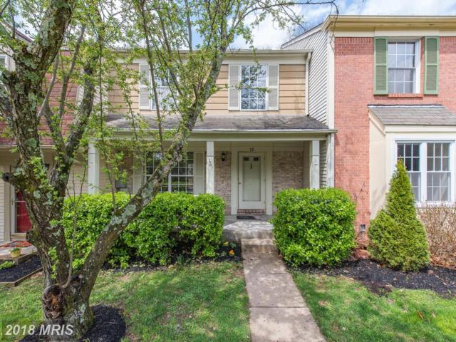 12 Abbey Bridge Court, Lutherville Timonium, MD 21093 (#BC10214071) :: The Dailey Group
