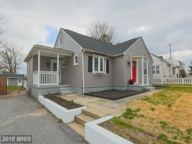 1709 Wentworth Avenue, Baltimore, MD 21234 (#BC10214337) :: The Gus Anthony Team