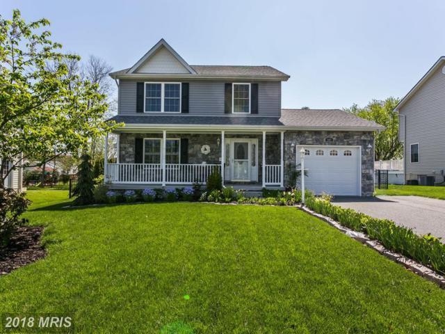 907 George Avenue, Baltimore, MD 21221 (#BC10214684) :: Dart Homes