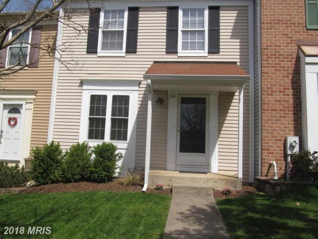 20 Silver Hill Court, Perry Hall, MD 21128 (#BC10217044) :: The Dailey Group