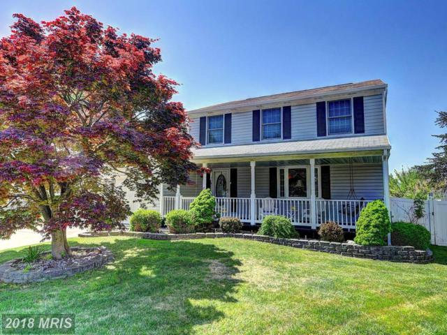 22 Woodmans Court, Baltimore, MD 21221 (#BC10234637) :: The Gus Anthony Team