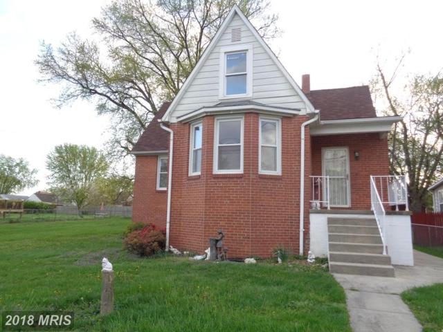 322 Margaret Avenue, Baltimore, MD 21221 (#BC10235055) :: The Bob & Ronna Group