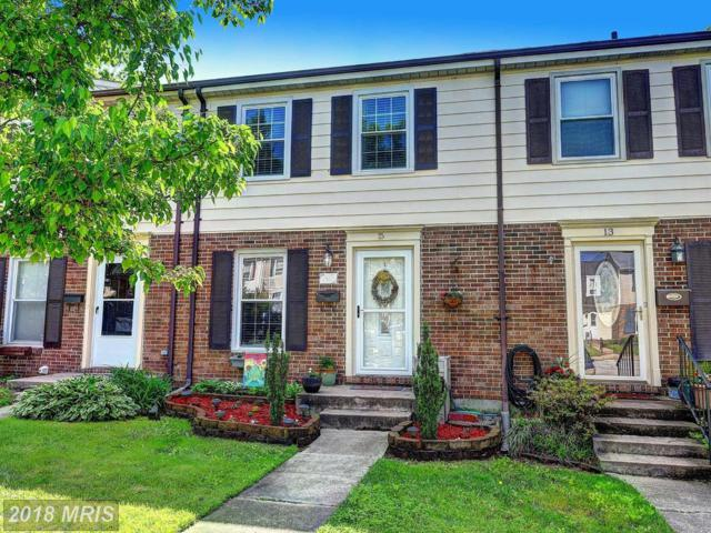 15 Pickens Court, Baltimore, MD 21236 (#BC10244070) :: Advance Realty Bel Air, Inc