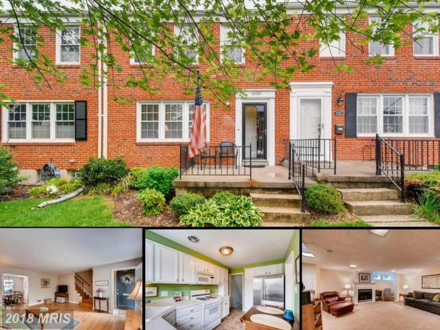 1530 Cottage Lane, Towson, MD 21286 (#BC10246163) :: The Sebeck Team of RE/MAX Preferred