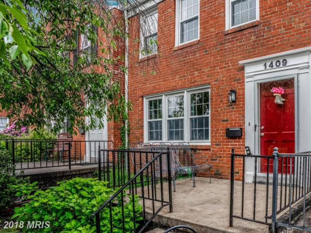 1409 Putty Hill Avenue, Baltimore, MD 21286 (#BC10249763) :: Town & Country Real Estate