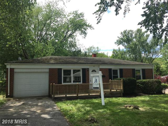 814 Ivydale Avenue, Reisterstown, MD 21136 (#BC10251120) :: Advance Realty Bel Air, Inc