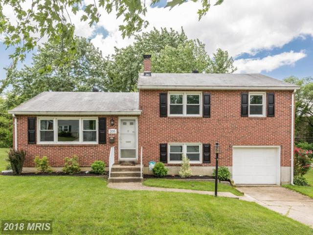 205 Meadowvale Road, Lutherville Timonium, MD 21093 (#BC10251886) :: The Dailey Group