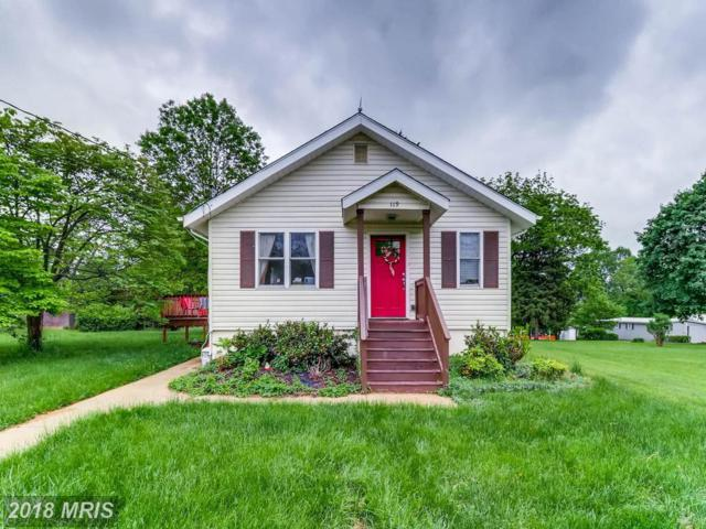 119 Byway Road, Owings Mills, MD 21117 (#BC10252292) :: Tom & Cindy and Associates