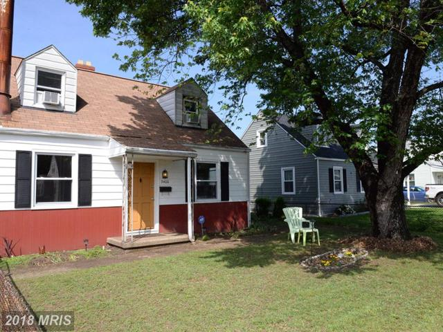 3400 Cornwall Road, Dundalk, MD 21222 (#BC10253045) :: Circadian Realty Group
