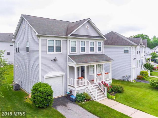 1604 Sandy Hollow Circle, Baltimore, MD 21221 (#BC10258881) :: The Bob & Ronna Group