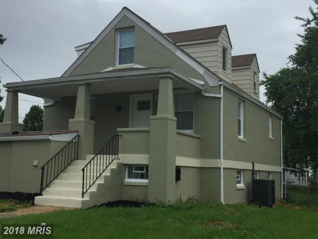 5924 Montgomery Street, Baltimore, MD 21207 (#BC10267353) :: The Gus Anthony Team