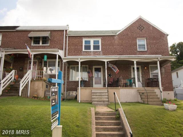 547 47TH Street, Baltimore, MD 21224 (#BC10270443) :: Bob Lucido Team of Keller Williams Integrity