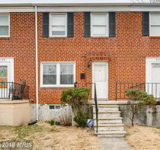 2123 Wilker Avenue, Baltimore, MD 21234 (#BC10270737) :: The Dailey Group