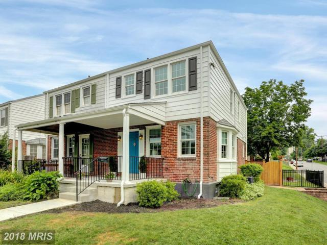 33 Linden Terrace, Towson, MD 21286 (#BC10276380) :: The Dailey Group