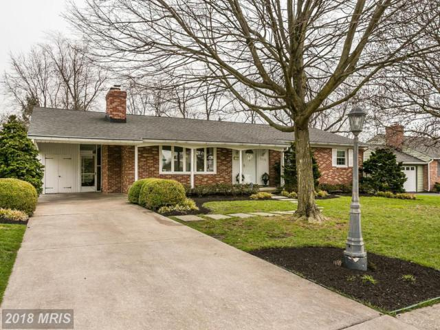 2135 Eastridge Road, Lutherville Timonium, MD 21093 (#BC10276510) :: The Foster Group