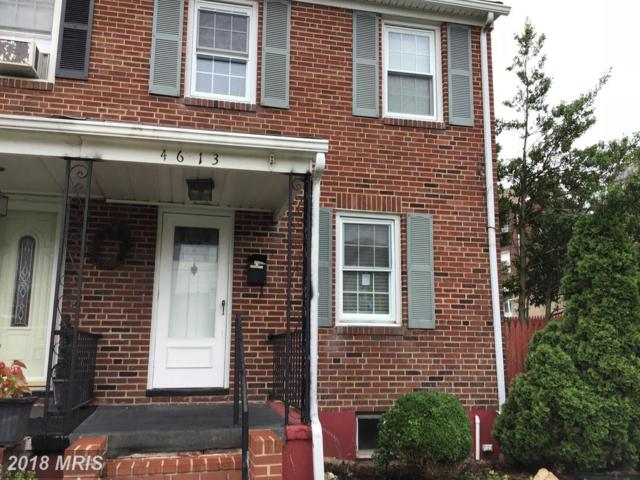 4613 College Avenue, Baltimore, MD 21229 (#BC10279497) :: The Dailey Group
