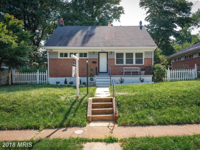 504 Rocklyn Avenue, Baltimore, MD 21208 (#BC10294695) :: Charis Realty Group